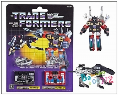 Transformers Toy TAKARA Hasbro G1 Rumble & Ravage 2019 Reissue New instock