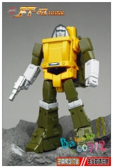 Pre-order Transformers FansToys FT42 FT-42  Hunk G1 Brawn Action figure Toy