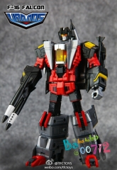 New Transformers TFC superion Uranos F-16 Falcon Skydive Action figure in stock