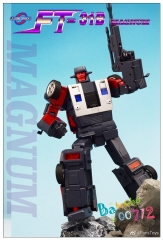 Transformers FansToys FT-31B FT31B Magnum G1 Menasor Wildrider in stock