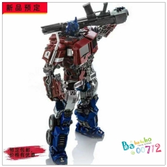 WJ Weijiang M09 Optimus Prime OP Transformable Action Figure Toy