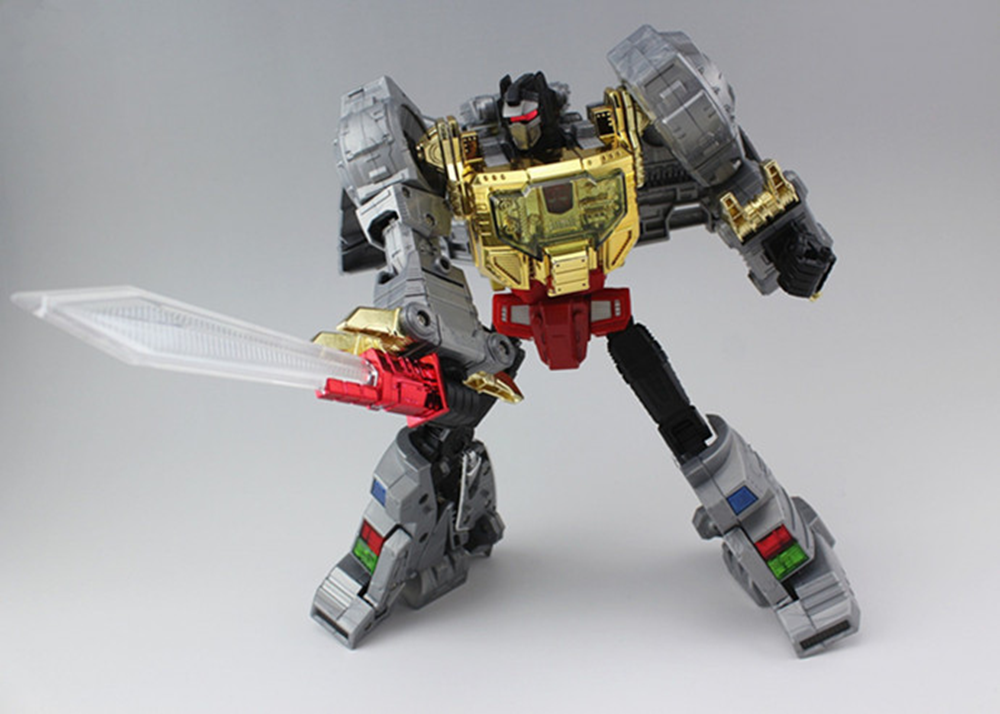 TAKARA HASBRO MP08 GRIMLOCK ASIA LIMITED LOOSE VERSION