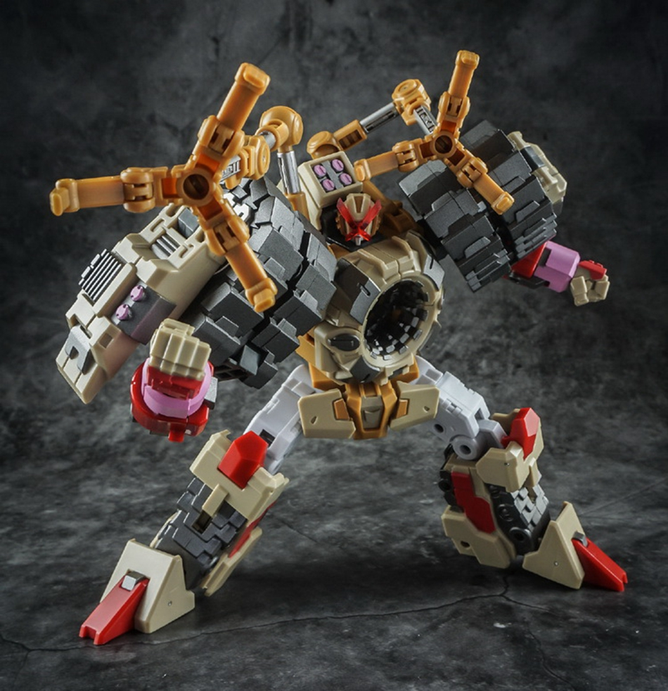 Transformers IronFactory IF EX-35 