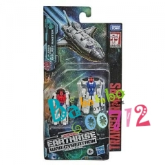 RANSFORMERS WAR FOR CYBERTRON EARTHRISE MICROMASTERS ASTRO SQUAD SET OF 2 mini