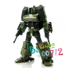Transformers Warbotron  WB01-B Heavy Noisy Bruticus Action Figure Toy