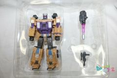 Transformers Warbotron WB01-C SLY STRIKE Action Figure Toy