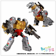 Pre-order TAKARA TOMY TRANSFORMERS GENERATIONS SELECTS VOLCANICUS SET OF 5