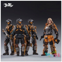 Pre-order JOY TOY  19TH LEGION GHOST UNITED SET OF 4 Action Figure Toy