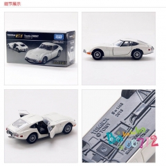 Takara Tomy 1/43 Tomica premium RS Toyota 2000GT White Diecast Car