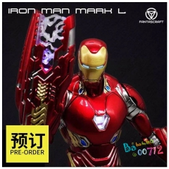 Pre-order  FantasCraft 1/12 MK50 IronMan Action Figure Toy