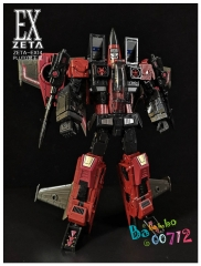Pre-order Zeta EX-14 Pluto Limited Edition action figure Transformers Toy