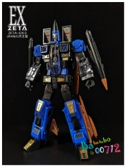 Pre-order Zeta EX13 URANUS LIMITED EDITION action figure Transformers Toy