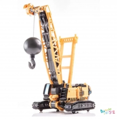 Mechanical Team MT-04 Hightower Action Figure Toy