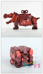 Pre-order 52Toys BeastBOX BB-07HA Hippo Transformable Action Figure