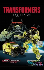 Takara Tomy Masterpiece Movie Series MPM-11 Ratchet Transformers Action figure  in stock