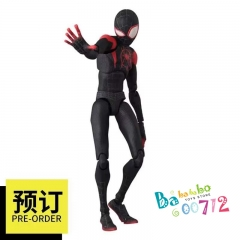 Pre-order Sentinel Into the Spider-Verse SV-ACTION Miles Morales / Spider-Man